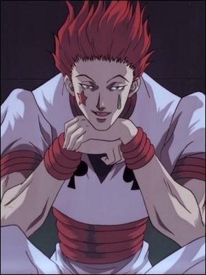 Hisoka est un personnage mystérieux qui porte toujours des costumes ornés de motifs rappelant les jeux de cartes. Dans quel anime le voit-on ?
