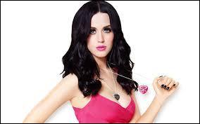 Quel est le deuxième prénom de Katy Perry ?