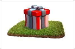 Combien gagne-t-on d'élixirs en ouvrant un des cadeaux de Noël 2014 ?