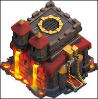 Quelle quantité d'or et d'élixir peut-on stocker au total HDV 10 (sans château de clan) ?