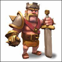 Quel est le temps d'amélioration du roi barbare au niveau 40 ?