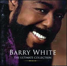 Barry WHITE était en prison lorsqu'il entendit une chanson qui le remit sur le droit chemin : ''It's Now or Never'' . Qui la chantait ?