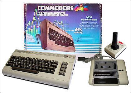 Dans quelle vidéo le JDG teste-t-il pour la première fois la Commodore 64 ?