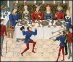 Au Moyen Âge, on ne trouvait pas toute la variété d'aliments que l'on a de nos jours. Pourquoi ?