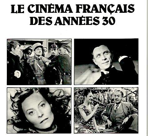 Le cinéma français : année 1939
