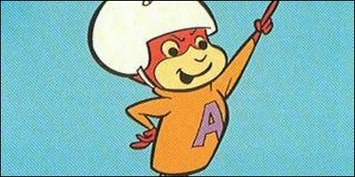 """Dans """"Atomas, la Fourmi atomique"""", quel animal est le principal ennemi d'Atomas ?"""