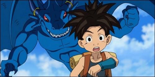 """Dans """"Blue Dragon"""", à qui appartient ce dragon ?"""
