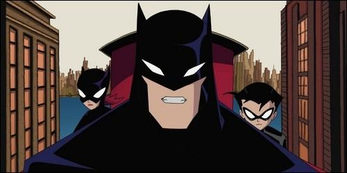 Dans quelle ville vit Batman dans le dessin animé du même nom ?