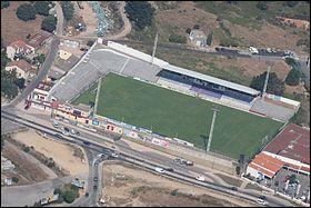 Cette enceinte, situé au sud de la Corse, va vibrer ! Il s'agit de :