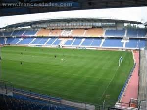 Quel est le champion de Ligue 2 (2014/2015) dont le stade porte aussi le nom de son département ?