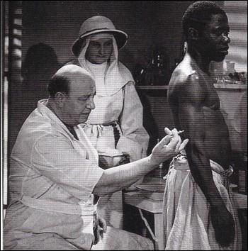 """Dans quel pays se situe l'action de """"L'homme du Niger"""" ?"""