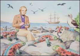 Science - Quel animal des Galapagos aurait inspiré la théorie de l'évolution à Charles Darwin ?