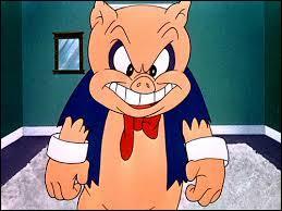 Porky Pig, personnage de dessin animé né en 1935, est une création de :