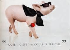 Citez-moi cette fameuse marque française de prêt-à-porter, fondée en 1973 et ayant utilisé ce cochon comme mascotte :