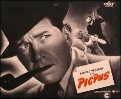 """De quel roman de Simenon est tiré """"Picpus"""" ?"""