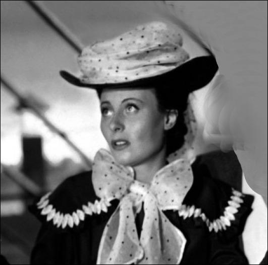 """Quel acteur Michèle Morgan n'a-t-elle pas pour partenaire dans """"Untel père et fils"""" ?"""