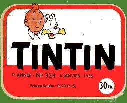 Le journal de Tintin