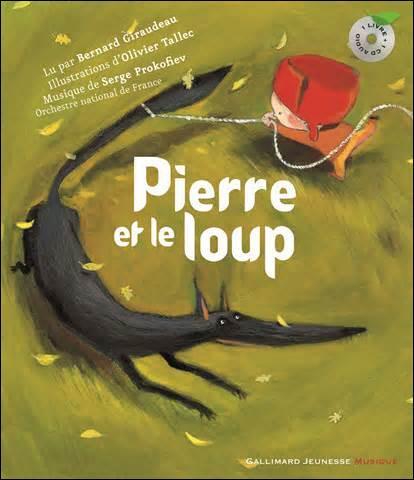 """Quel est le compositeur du conte musical """"Pierre et le Loup"""" ?"""
