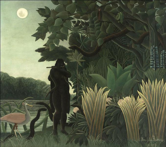 Quel peintre naïf français, auteur de nombreux tableaux exotiques, a prétendu avoir découvert les paysages qu'il peignait lors de ses voyages au Mexique alors qu'il n'avait en réalité jamais mis les pieds hors de France ?