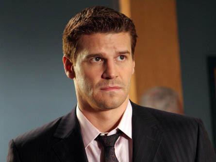 Seeley Booth dans la série « Bones »