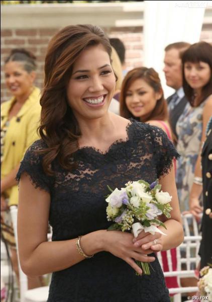 Quel sera son rôle lors du mariage de Brennan ?
