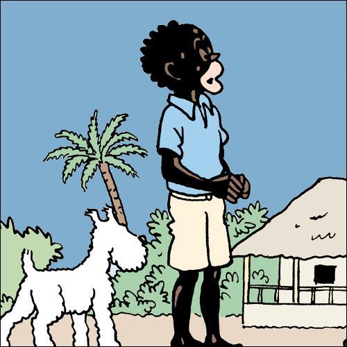 Quel nom a le petit boy de Tintin ?