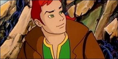 Dans quel dessin animé Quentin Dundee est-il le héros ?