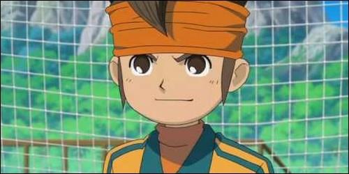 """Comment s'appelle le capitaine de l'équipe de football du collège Raimon dans """"Inazuma Eleven"""" ?"""