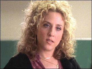 Dans un épisode, de quoi a peur Sharona ?