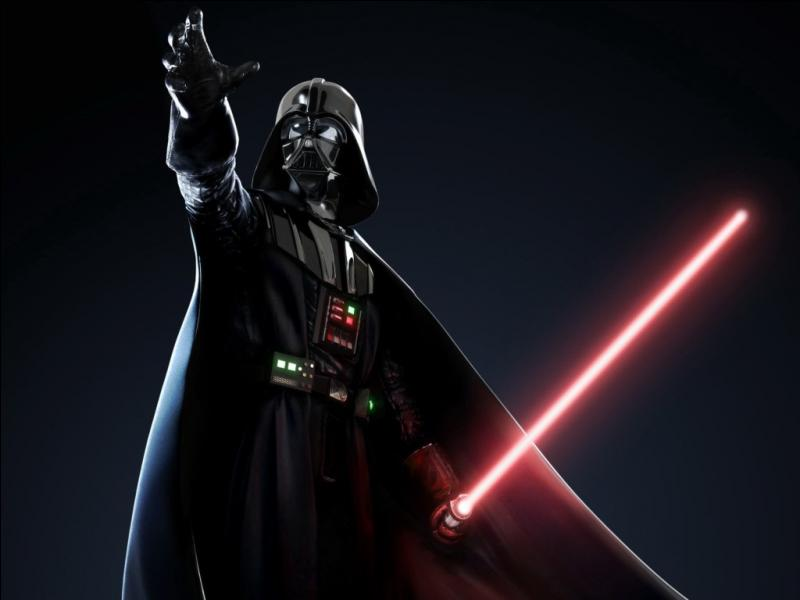 Dans Star Wars, quelle est la fameuse réplique de Dark Vador ?