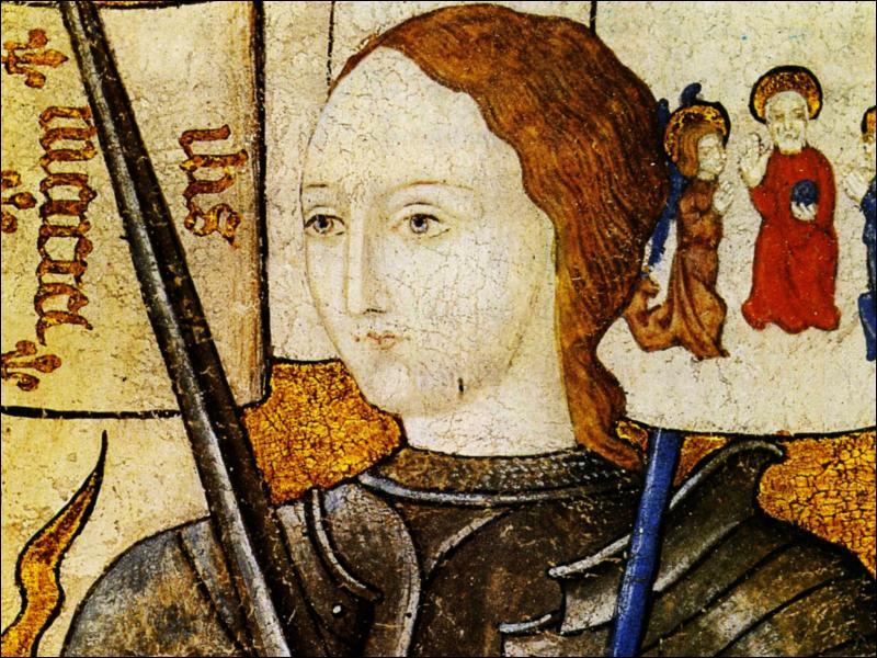 En quelle année Jeanne d'Arc fut-elle brûlée vive à Rouen ?