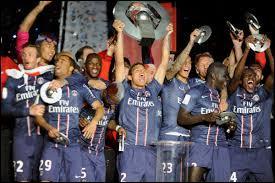 Après la belle victoire du PSG en championat de France, c'est la fête ! On peut brancher les lampions !