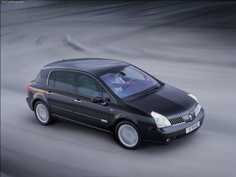 Quelle est cette Renault présidentielle ?