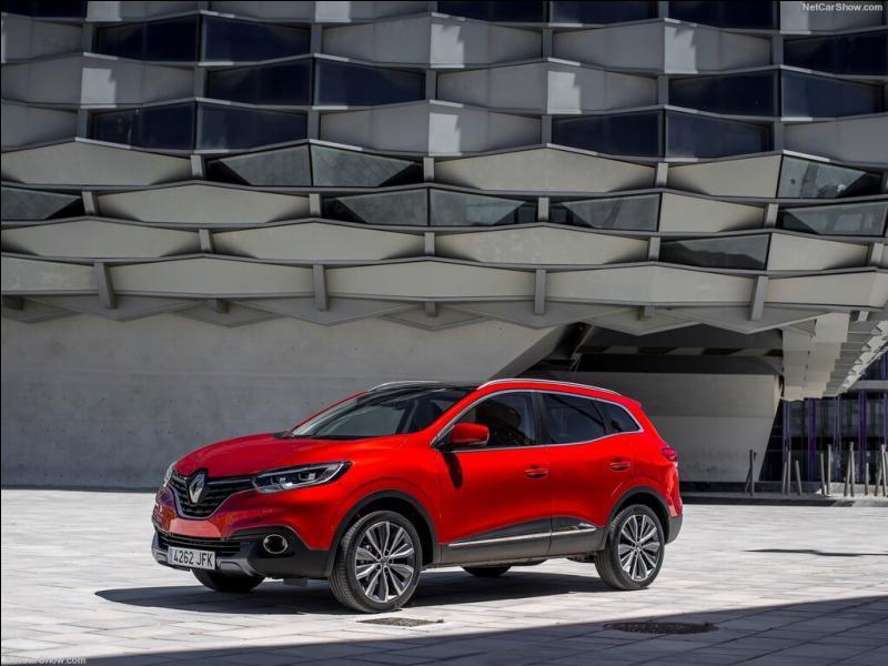 Quel est ce SUV Renault ?