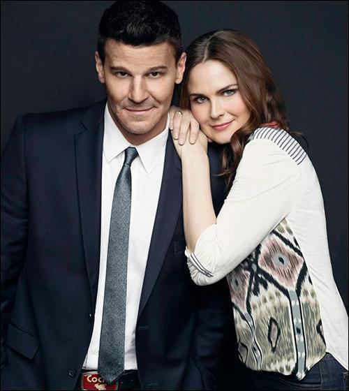 Croit-elle à l'idée du couple Brennan / Booth ?