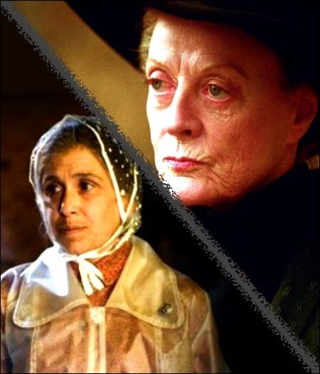 Quel est le point commun entre McGonagall et Mrs Figg ?