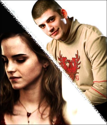 Quand Viktor Kurm veut attirer l'attention d'Hermione sur lui tout seul, il lui dit qu'elle a un scarabée dans les cheveux. Un détail anodin, ou pas, ou plutôt pas du tout :