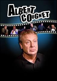 Qui a créé le personnage d'Albert Cougnet, un benêt à l'accent liégeois très prononcé ?