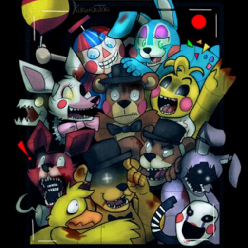 Quiz Five Nights at Freddy's