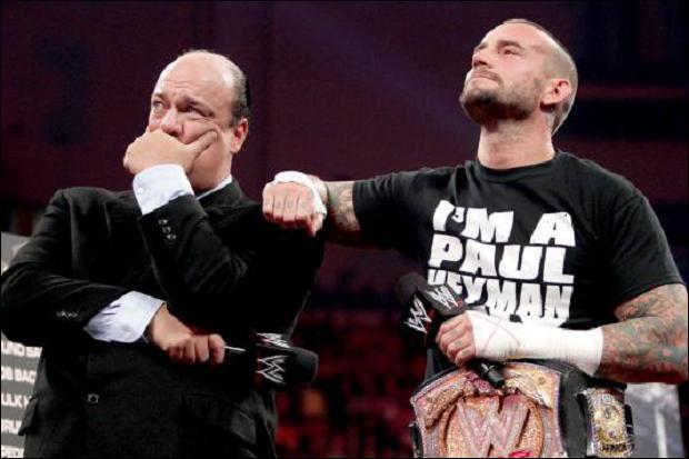 Lors de quelle grande occasion Paul Heyman a-t-il trahi CM Punk ?