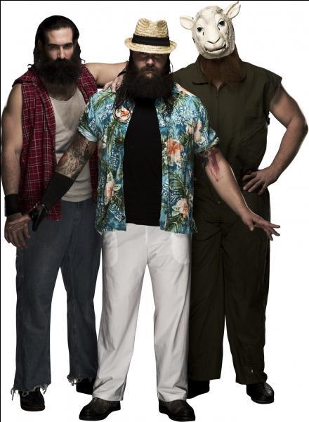 Quel membre de la Wyatt Family n'a jamais porté de ceinture ?
