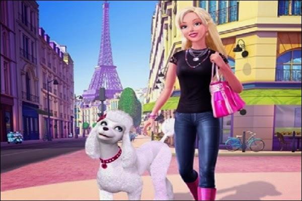 """Dans la collection """"Barbie"""" quel film n'existe pas ?"""