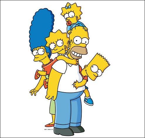 """Dans """"Les Simpson"""" quel est le nom de bébé ?"""