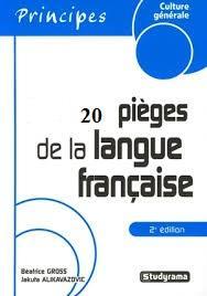 Brevet : révisions simplifiées - Difficultés du français fondamental (1)