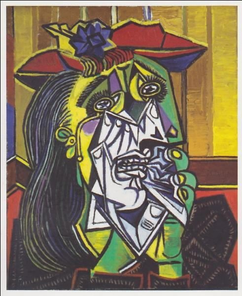 Histoire des arts : 3e - Quel courant artistique se rapporte à Picasso ?