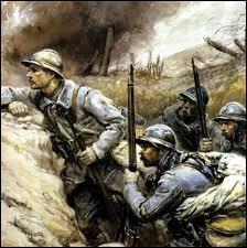 En quelle année la Première Guerre mondiale a-t-elle débuté ?
