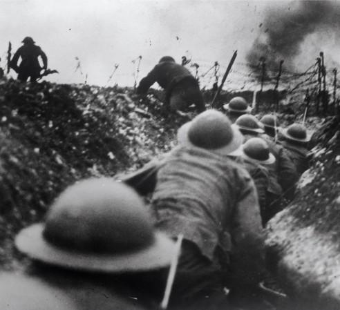Histoire - La Première Guerre mondiale