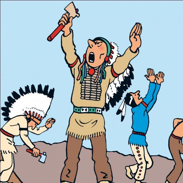 Comment s'appelaient les Indiens dans la version de 1932 ?