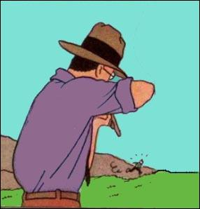 Qui veut tuer Tintin ?
