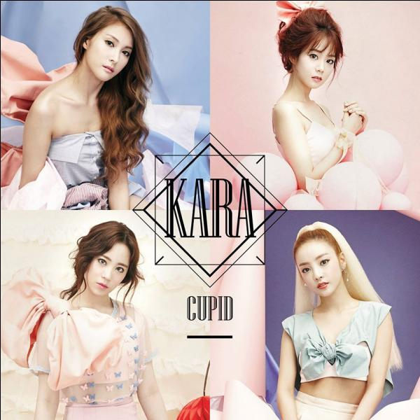 Qui composent le groupe féminin Kara ?